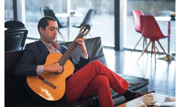 Municipalidad de Viña del Mar invita a concierto de guitarrista Esteban Espinoza en el Museo Palacio Rioja