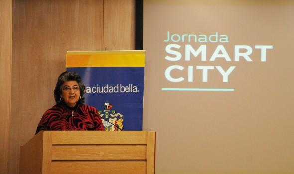 Municipio de Viña del Mar inicia trabajo para convertir a la comuna en ciudad inteligente
