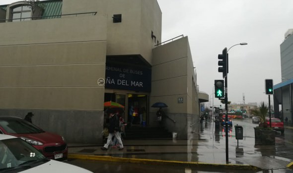 Municipio de Viña del Mar llamó a licitación para concesionar terminal rodoviario