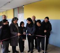 Mejorada infraestructura de escuela Teodoro Lowey entregó alcaldesa Virginia Reginato