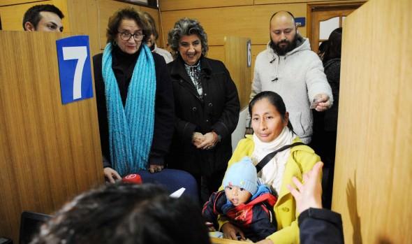 Atención integral a inmigrantes se brinda en dependencias municipales de Viña del Mar