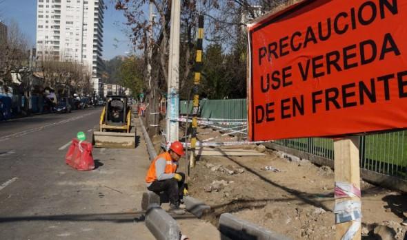Municipio da nuevo paso en plan de reordenamiento de calle Quillota