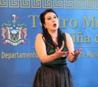 Municipio de Viña del Mar invita a concierto lírico de la mezzosoprano Alejandra Henríquez
