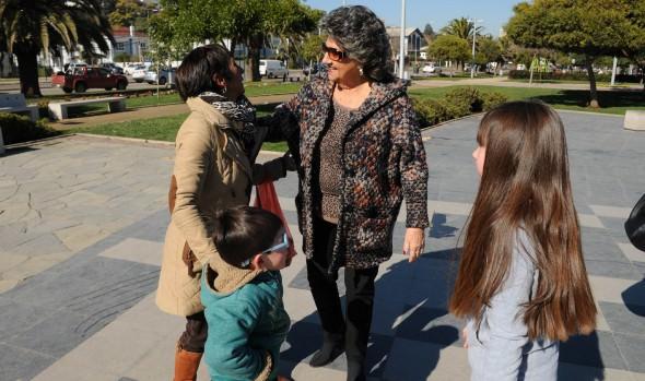 Viña del Mar registró gran afluencia de turistas durante vacaciones de invierno informó alcaldesa Virginia Reginato