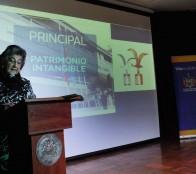 Alcaldesa Virginia Reginato, destaca al Festival como mucho más que un evento musical