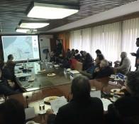 Municipio de Viña del Mar aborda en mesa técnica cambio climático y acciones para minimizar riesgos ante eventos naturales