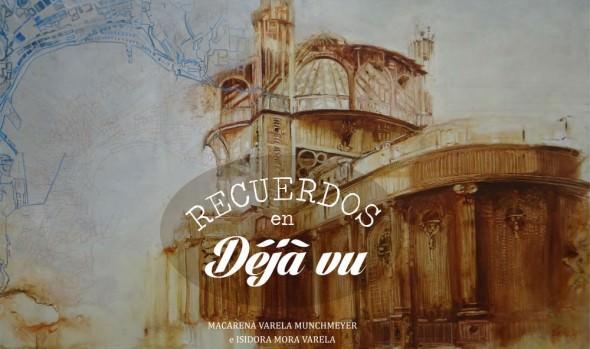 "Municipio de Viña del Mar invita a exposición ""Recuerdos en Déjá vu"" en Museo Palacio Rioja"