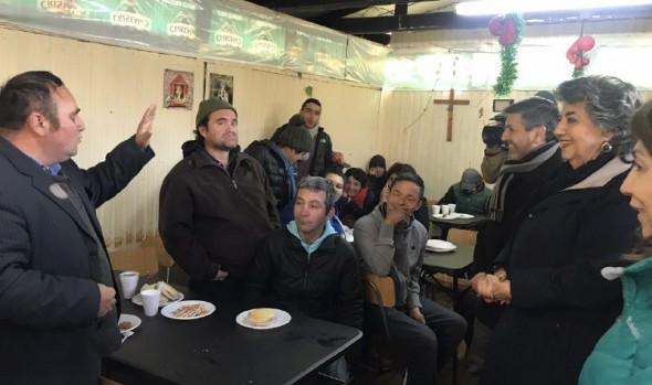 Municipio de Viña del Mar acoge a personas en situación de calle en albergue implementado con Ministerio de Desarrollo Social