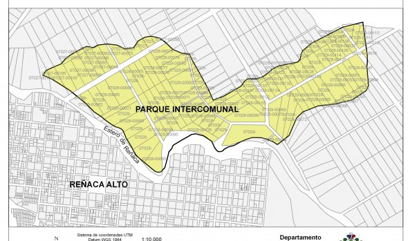 Municipio de Viña del Mar respalda proyecto de parque intercomunal en sector de Reñaca Alto
