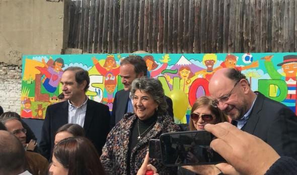 Alcaldesa Virginia Reginato valoró proyecto que funda Servicio de Protección a la niñez y creación de residencia en Viña del Mar