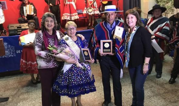 Municipalidad de Viña del Mar ya tiene representantes para concurso provincial de cueca de adultos mayores