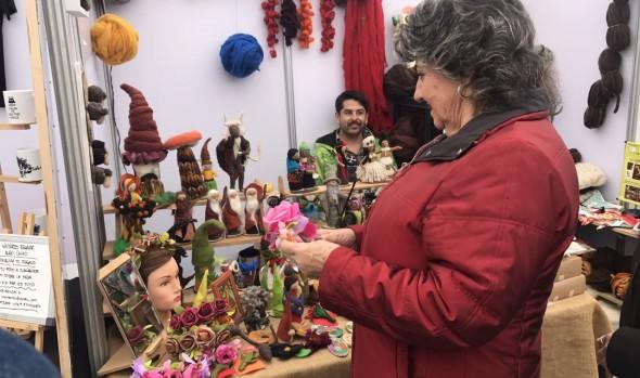 Municipalidad de Viña del Mar abre nuevo espacio para emprendedores locales en plaza O'Higgins