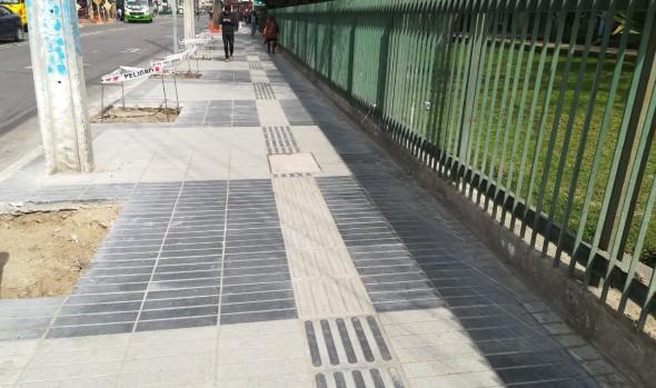 Municipio de Viña del Mar inicia etapa final de plan de reordenamiento de sector de calle Quillota