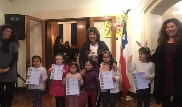 Viñamarinos de todas las edades cultivan sus talentos en cursos gratuitos de Casa de Las Artes del municipio de Viña del Mar