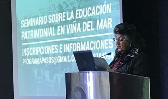 Educación patrimonial a escolares y en la comunidad es el eje de la 11ª Jornada sobre patrimonio en Viña del Mar