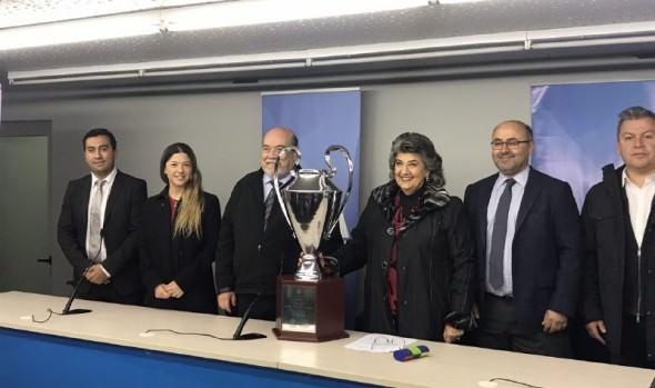 El fútbol femenino dio inicio a los juegos ODESUP 2018 en Viña del Mar
