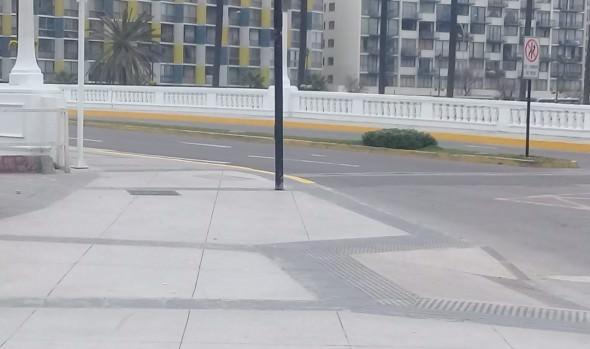Millonaria inversión en calles y puentes del casco histórico ejecuta municipio de Viña del Mar