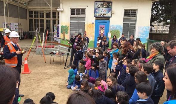 """En Viña del Mar lanzan campaña preventiva """"Volantín seguro"""" para proteger a menores y prevenir accidentes"""