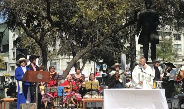 Con misa a la chilena, Viña del Mar inició celebración del Mes de la Patria