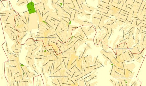 Municipio de Viña del Mar informa sobre corte de agua programado en sectores altos de Forestal y Chorrillos