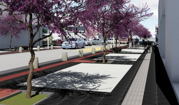Municipalidad de Viña del Mar recuperará calle Valparaíso como paseo comercial y boulevard a cielo abierto