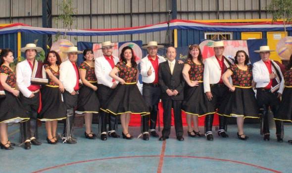 Municipio de Viña del Mar invita a espectáculo Bailes del Centro de música folclórica