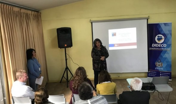 Millonaria inversión para pavimentar 13 calles en sectores altos de Viña del Mar