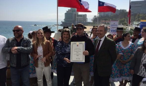 En Viña del Mar se eligió la mejor empanada de pino para celebrar Fiestas Patrias