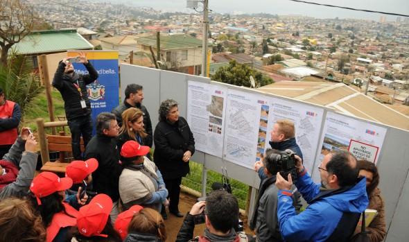 Municipio de Viña del Mar adjudicó ejecución de obras de urbanización sanitaria para campamento Amanecer