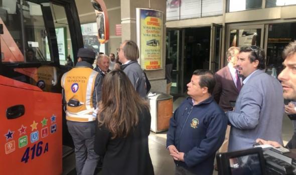 Intensificarán controles en carreteras y a buses en Viña del Mar para prevenir accidentes durante Fiestas Patrias