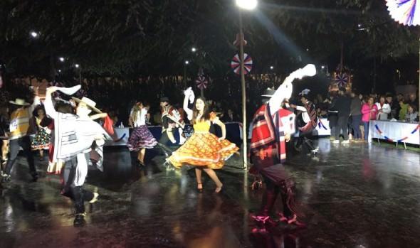 El vamos a las Fiestas Patrias 2018 en Viña del Mar dio alcaldesa Virginia Reginato