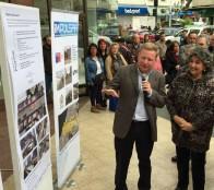 Proyecto de remodelación de la calle Valparaíso destaca alcaldesa Virginia Reginato
