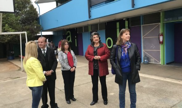 Escuela especial Rapa Nui de Viña del Mar promueve autonomía de sus alumnos con innovador espacio pedagógico