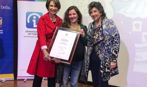 Municipio de Viña del Mar entregó premios comunales de Turismo 2018