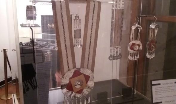 Municipio de Viña del Mar invita a exposición de platería textil mapuche en Castillo Wulff