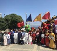 Feria temática clausuró X Semana de la Cultura China en Viña del Mar