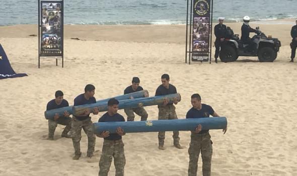 """Competencia extrema de resistencia """"Frogman Day"""" se realizará por tercer año en Viña del Mar"""
