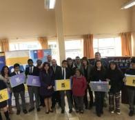 30 alumnos de Viña del Mar con capacidades diferentes reciben computador adaptado para apoyar su desarrollo educacional