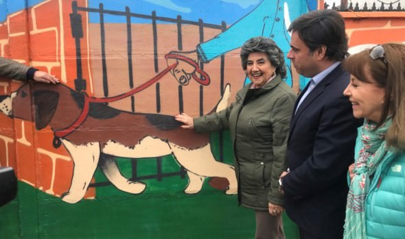 Reñaca Alto conmemoró 62 años de vida comunitaria con desfile escolar