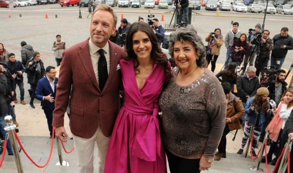 Alcaldesa Virginia Reginato confirma a jurados del 60º Festival Internacional de la Canción de Viña del Mar 2019