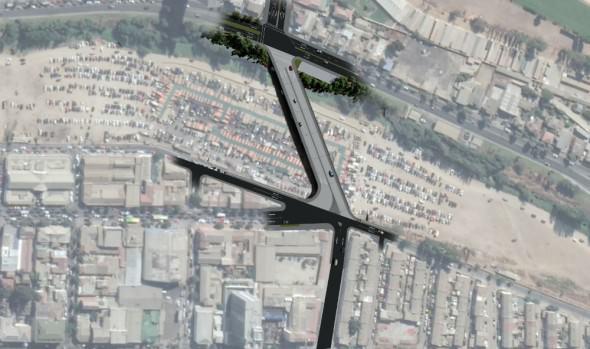 Tres empresas postulan a construcción del Puente Los Castaños en Viña del Mar