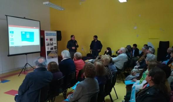 Municipio de Viña del Mar inició talleres para definir proyectos del programa de revitalización de barrios Subdere-BID