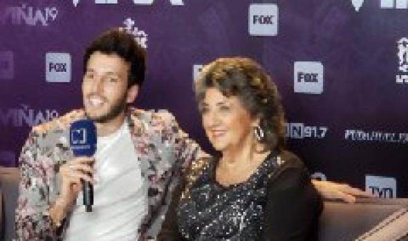 En Bogotá, alcaldesa Virginia Reginato y animadores realizaron lanzamiento del festival de Viña 2019
