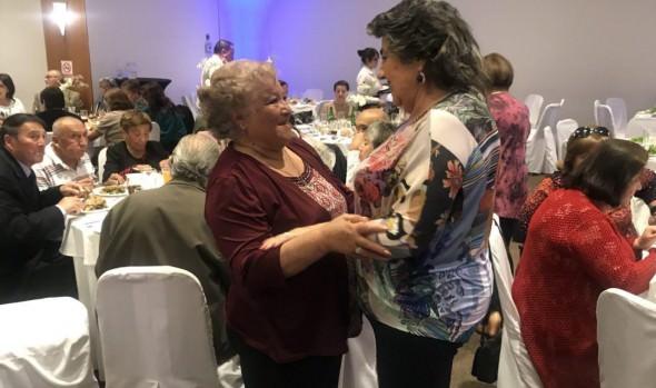 Adultos mayores de la región cerraron sus festejos en Viña del Mar