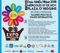 """Municipio de Viña del Mar invita a la comunidad a la 3ª """"Expo Adulto Mayor 2018"""""""