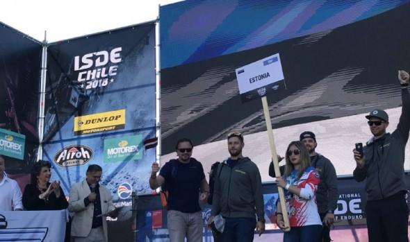 International Six Days of Enduro (ISDE) 2018 se inauguró en Av. Perú con presencia de alcaldesa Virginia Reginato