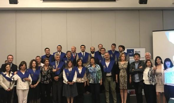 La importancia de embajadores de Viña para el turismo de congresos, valoró  alcaldesa Virginia Reginato