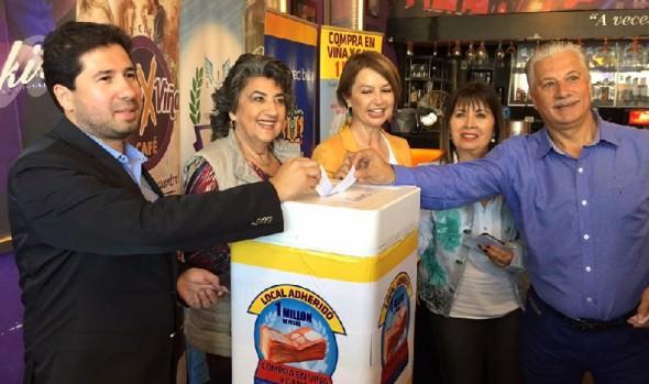 Cámara de Comercio y Turismo de Viña del Mar incentiva consumo local con atractivo concurso