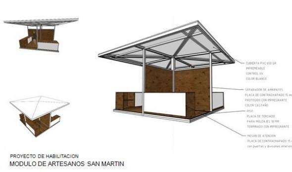 Municipio de Viña del Mar inicia obras para habilitar Plaza de Artesanos en Parque San Martín