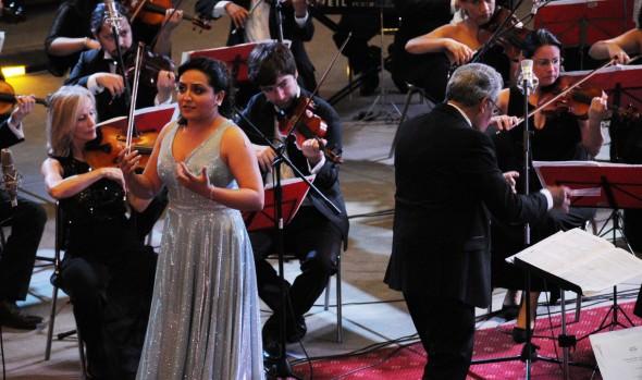 Soprano chilena Alyson Rosales ganó XLV  Concurso Internacional de ejecución musical